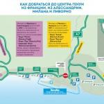 214-18-Mappa viabilita Genova RUS comune