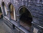 Palazzo degli Abati del 1291, primo edificio costruito dal quale si svilupperà Palazzo Ducale