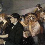 Anselmo Bucci, Odeon, 1920-Collezione privata, Courtesy Matteo Mapelli, Galleria Antologia Monza